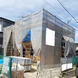 株式会社高盛ハウスの岩手県宮古市の大工工事戸建て現場のレポート写真になります。