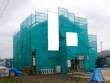 株式会社高盛ハウスの宮城県石巻市の大工工事戸建て現場のレポート写真になります。