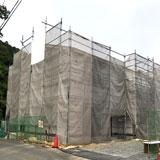 株式会社高盛ハウスの宮城県気仙沼市の大工工事戸建て現場のレポート写真になります。