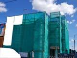 株式会社高盛ハウスが施工中の宮城県石巻市内(石巻市現場)の大工工事戸建て現場紹介写真になります。