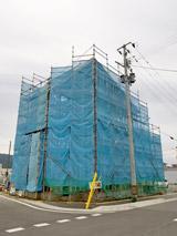 株式会社高盛ハウスが施工中の岩手県大船渡市内(大船渡市現場)の大工工事現場紹介写真になります。