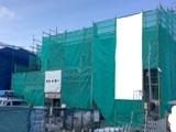 株式会社高盛ハウスが施工中の福島県南相馬市内(南相馬市現場)の大工工事戸建て現場紹介写真になります。